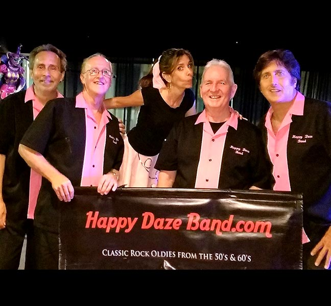 HAPPY DAZE BAND