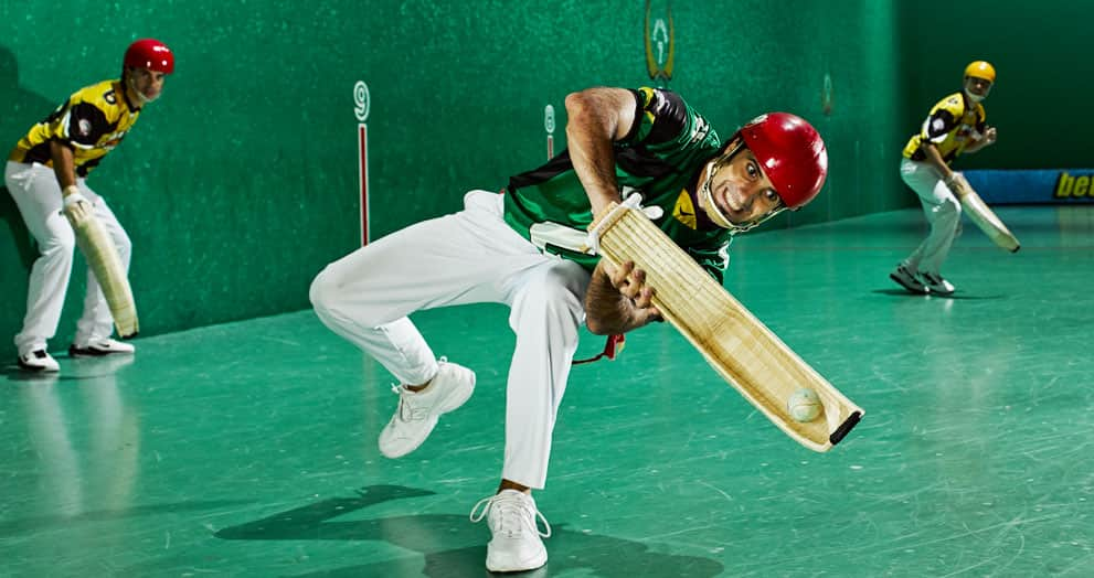 Jai Alai Ball Speed