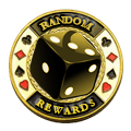 Random rewards icon.