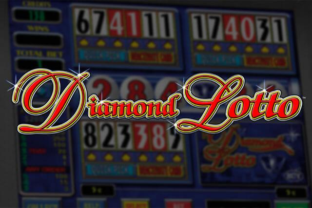 Diamond Lotto Slots